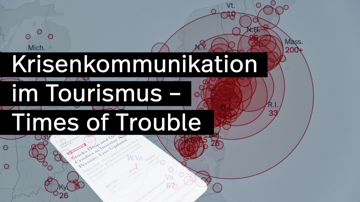 Krisenkommunikation Tourismus Turn
