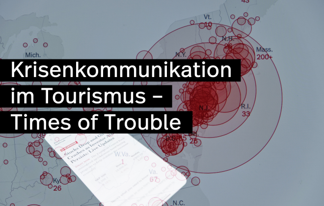 Krisenkommunikation Tourismus Turn