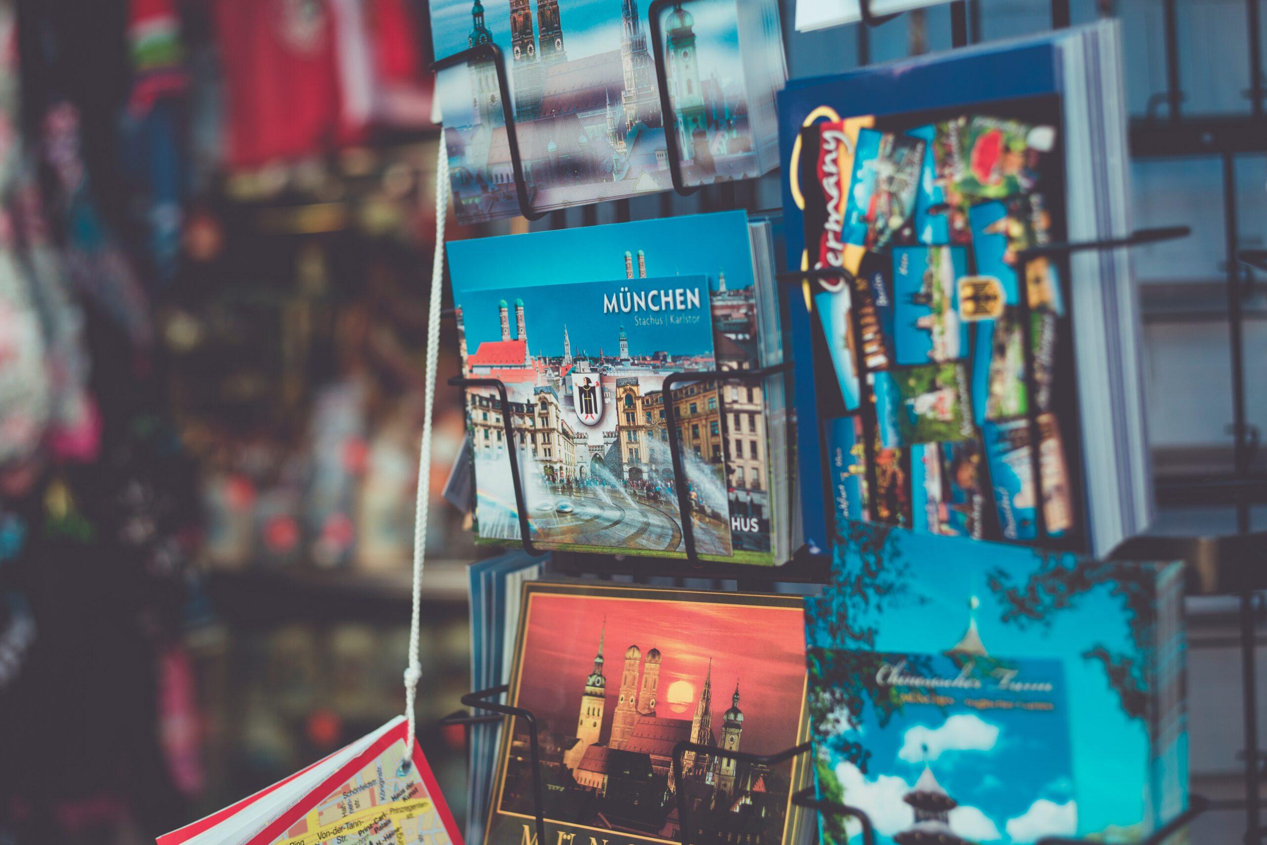 Innerdeutscher Tourismus Tourismus Turn Unsplash Postkarte