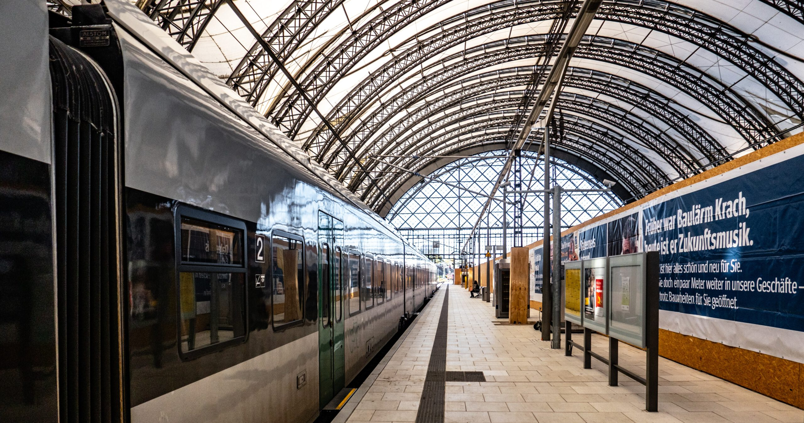 Innerdeutscher Tourismus Turn Bahnhof