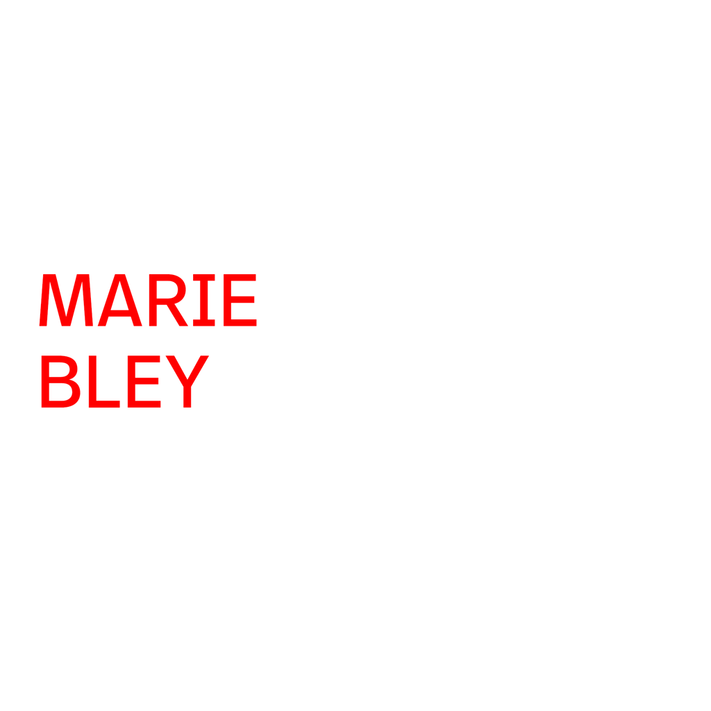 Marie-Luise-Bley-Tourismus-Turn